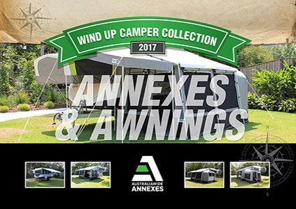 Checkout The Latest 2017 Wind Up Camper Catalogue