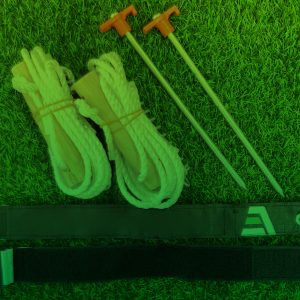 Poles Ropes & Pegs